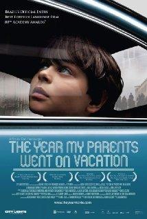 O Ano em Que Meus Pais Saíram de Férias (2006) cover