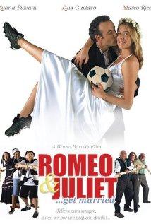 O Casamento de Romeu e Julieta (2005) cover