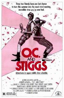O.C. and Stiggs 1985 poster