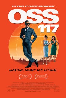 OSS 117: Le Caire, nid d'espions (2006) cover