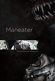 Maneater (2009) cover