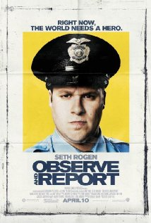 Observe and Report (2009) cover