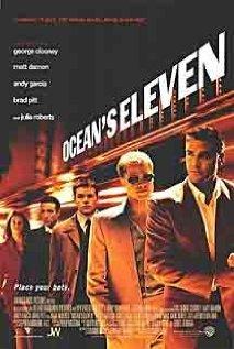 Ocean's Eleven (2001) cover