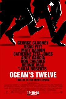 Ocean's Twelve (2004) cover