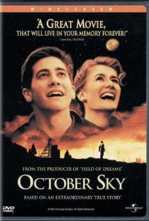 October Sky (1999) cover