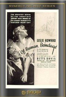 Of Human Bondage 1934 poster