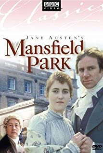 Mansfield Park 1983 poster