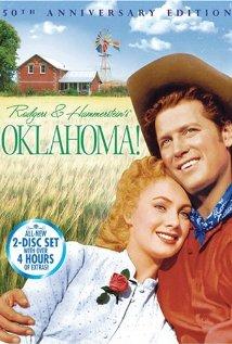 Oklahoma! (1955) cover