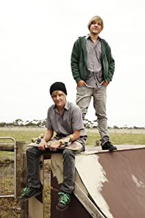 Angry Boys (2011) cover