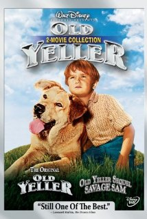 Old Yeller (1957) cover