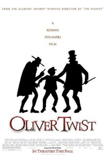 Oliver Twist (2005) cover