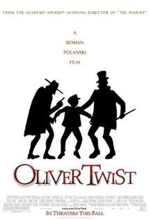 Oliver Twist 2005 poster