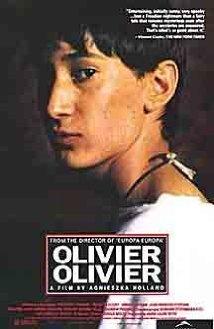 Olivier, Olivier (1992) cover