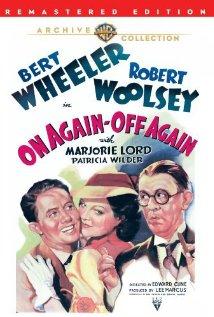 On Again-Off Again (1937) cover