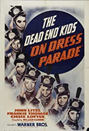 On Dress Parade 1939 poster