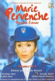 Marie Pervenche 1984 poster