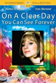 On a Clear Day You Can See Forever (1970) cover