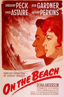On the Beach 1959 poster