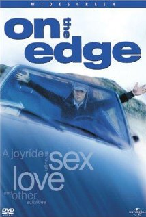 On the Edge 2001 poster