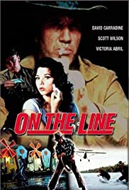 On the Line (1984) cover