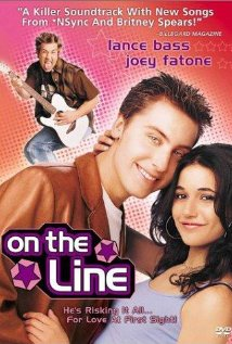 On the Line 2001 poster