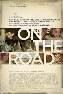 On the Road 2012 poster