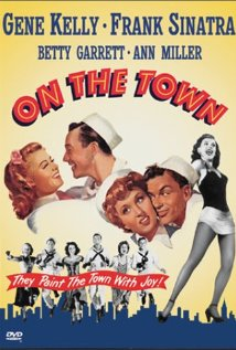 On the Town (1949) cover