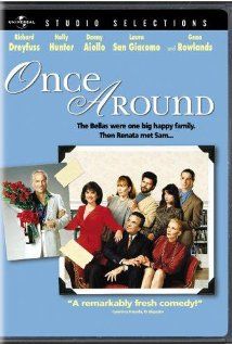 Once Around (1991) cover
