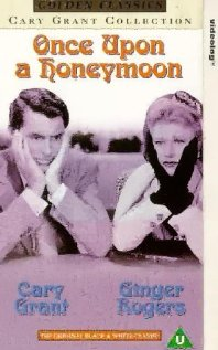 Once Upon a Honeymoon (1942) cover