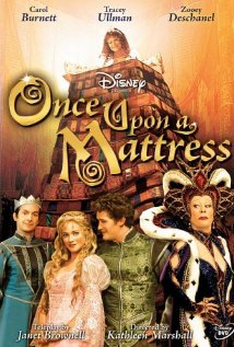 Once Upon a Mattress (2005) cover