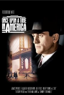 Once Upon a Time in America 1984 poster