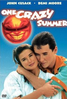 One Crazy Summer (1986) cover