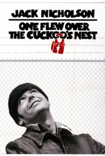 One Flew Over the Cuckoo's Nest (1975) cover