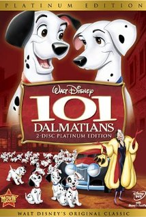 One Hundred and One Dalmatians (1961) cover