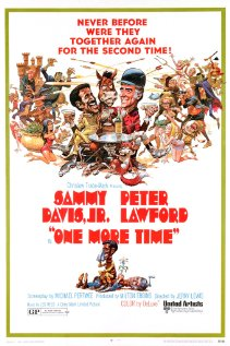 One More Time (1970) cover