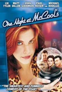 One Night at McCool's (2001) cover