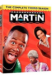 Martin (1992) cover