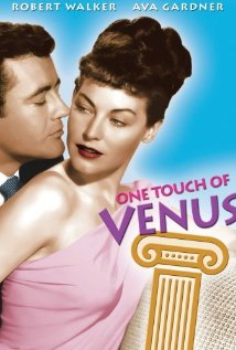One Touch of Venus (1948) cover