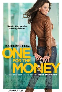 One for the Money (2012) cover