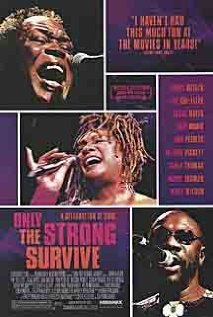 Only the Strong Survive 2002 poster