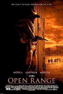 Open Range (2003) cover
