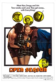 Open Season (1974) cover