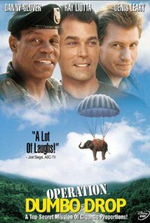 Operation Dumbo Drop (1995) cover