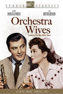 Orchestra Wives (1942) cover