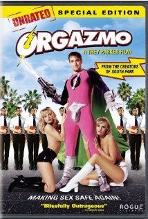 Orgazmo 1997 poster