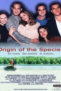Origin of the Species 1998 poster
