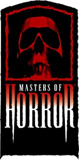 Masters of Horror 2005 poster