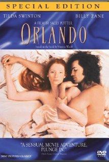 Orlando (1992) cover