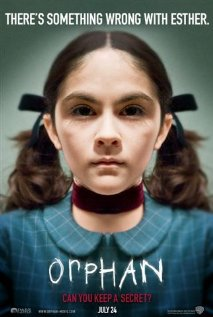 Orphan (2009) cover