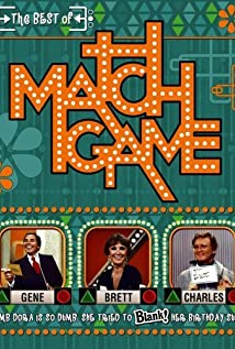 Match Game 73 1973 poster